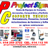 SOPORTE TECNICO: PC y Laptops