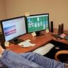 Latinoamericanos perdemos casi una hora en internet en el trabajo
