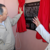Inaugura gobernador teatro auditorio