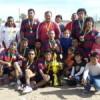 Gana Estadel campeonato en Liga Empresarial de Futbol