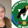 Abandera al PVEM Luis Miguel Martínez