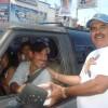 Socios Leones recolectan víveres pro damnificados de Nuevo León