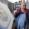 Manuel Andrade, creador del logo de los Pumas