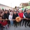 Inauguran obra en colonia Barrio del Norte