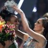 Miss Universo 2011 es Miss Angola, Leila Lopes