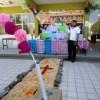 Rinden homenaje a docentes en el día de muertos