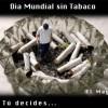 El tabaco es la segunda causa de muerte