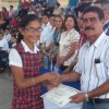 Acudirá a saludar al Presidente de la República la niña Judith Esmeralda García Mata
