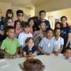 Visita Rotaract albergue de ni�os de escasos recursos