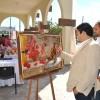 Inauguran exposici�n en la Misi�n Cultural