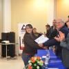 Entregan reconocimientos a egresados de Escuela de Empresarios