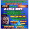Invitan a la lucha libre este s�bado en bomberos