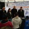 Importantes apoyos a vecinos de la colonia Nicol�s Bravo
