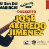 Invitan al evento musical Al Son del Mariachi