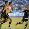 Gana M�xico a Honduras y es l�der de grupo