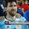 Ni con Messi puede Argentina ser campe�n de Am�rica