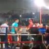 Boxeador pierde por KO y su asistente golpea al vencedor