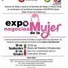 Invitan a la Expo Negocios de la Mujer