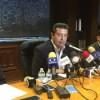 Armando Cabada corre y renuncia a 338 empleados