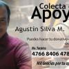Realizan colecta en favor del locutor Agust�n Silva
