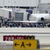 Abre fuego y mata a cinco en aeropuerto gringo