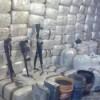 Aseguran fuerte cargamento de marihuana y armas en Madera