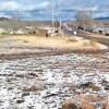 Fueron 9 municipios con nieve y agua nieve