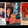 Santo y Blue Demon vs Donald Trump