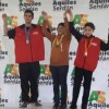 Ganan juarenses 3 medallas de oro más en Voleibol