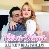 César Olivas; se sobrepuso al mundo de las drogas y se convirtió en el 'Estilista de las Estrellas'