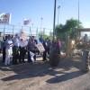 Dan banderazo de pavimentación en la San Antonio