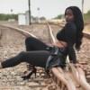 Muere modelo arrollada por el tren en sesión de fotos