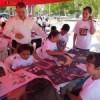 Participan 100 niños en 'Campamento Divertido'