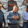 Entregan paquetes subsidiados de fertilizante