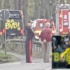 Explotan bomba contra autobús del BVB previo a partido; Bartra herido