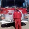 Muere bombero en accidente vial