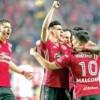 Vences los Xolos 2-0 al líder Toluca