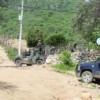 Huyen familias tras enfrentamiento en pueblo de Guadalupe y Calvo