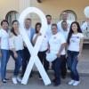 Realizan caminata en memoria de víctimas del SIDA