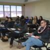 Entrega Facultad de Ciencias Políticas de la UACh más de 600 fichas de admisión