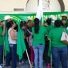 Protesta la Unta en contra del gasoducto