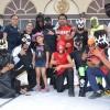 """Arranca """"Stop Bullying"""" con gran exhibición de Lucha Libre y Jiu-Jitsu"""