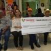 Recibe Asilo San Juan Diego casi 40 mil pesos de Redondeo de Soriana