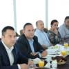 Se reúne Jesús Valenciano con la mesa directiva de la cámara de la construcción CMIC