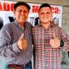 Ofrece Morena convivio a los periodistas locales