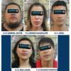Arrestan a cinco con 67 pastillas psicotrópicas