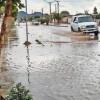 Se inundan más de 100 viviendas en Nuevo Casas Grandes