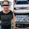 Con 30 porciones de cocaína detienen a mujer