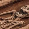 Arqueólogos encuentran restos de hombres gigantes en China