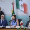 Trabaja Cristina Jiménez en re-negociación de Tratado de Libre Comercio